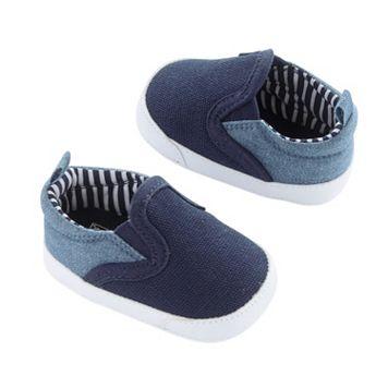Baby Boy Carter's Slip-On Sneaker Crib Shoes