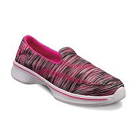 Skechers GOwalk 4 Girls' Slip-On Shoes