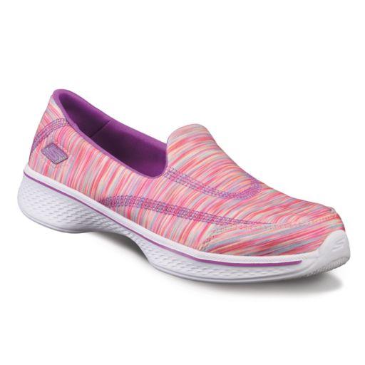 Skechers GOwalk 4 Girls' Slip-On Shoes