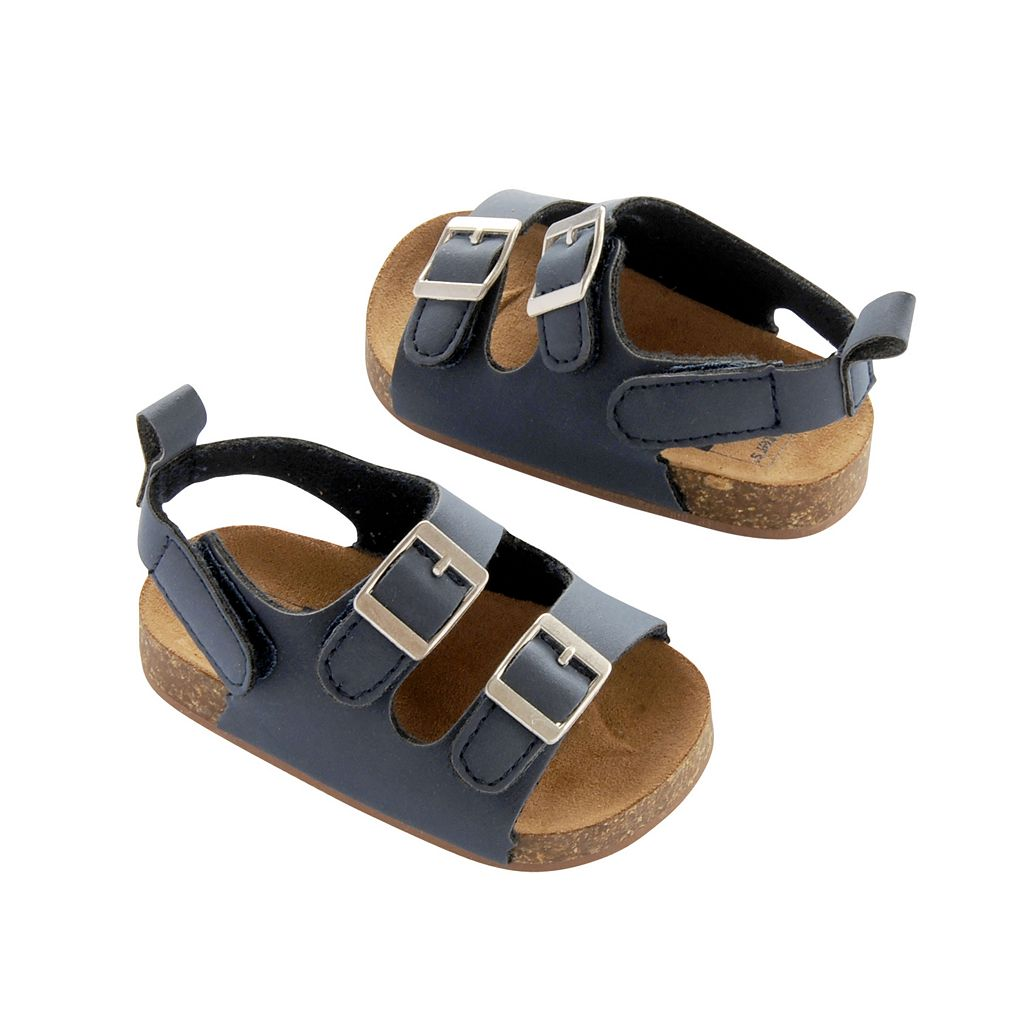 Baby Boy Carter's Double Buckle Sandals