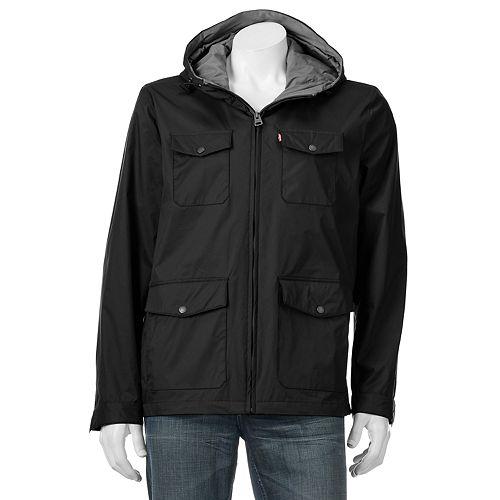 Men's Levi's® Military Rain Jacket