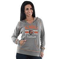 Women's Majestic Cincinnati Bengals Football Hoodie