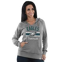 Women's Majestic Philadelphia Eagles Football Hoodie