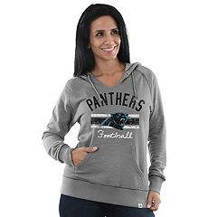 Women's Majestic Carolina Panthers Football Hoodie