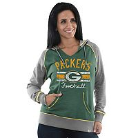 Women's Majestic Green Bay Packers Football Hoodie