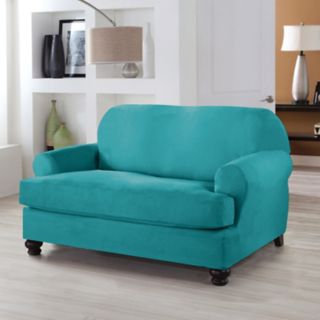 Serta Stretch Fit Loveseat Slipcover
