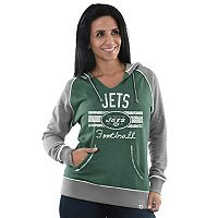 Women's Majestic New York Jets Football Hoodie