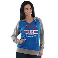 Women's Majestic New York Giants Football Hoodie