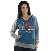Women's Majestic Chicago Bears Football Hoodie