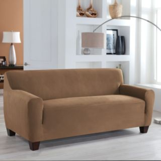 Serta Stretch Fit Sofa Slipcover