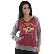 Women's Majestic Washington Redskins Football Hoodie