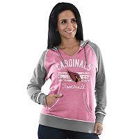 Women's Majestic Arizona Cardinals Football Hoodie