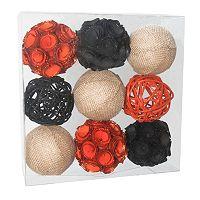 Celebrate Halloween Together Ball Vase Filler 9-piece Set