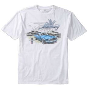 Men's Newport Car Tee