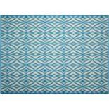 Waverly Sun N' Shade Centro Geometric Indoor Outdoor Rug
