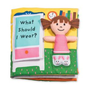 Melissa & Doug What Should I Wear? Game