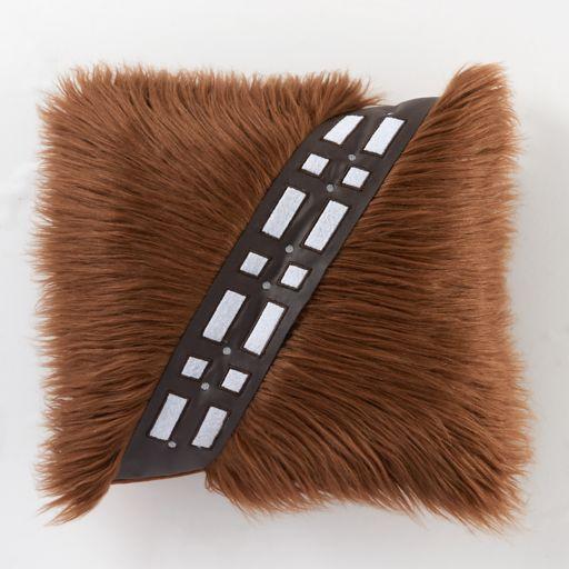 Star Wars Classic Chewbacca Throw Pillow