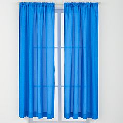 Star Wars 1-Panel Classic Galaxy Window Curtain