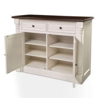 Crosley Furniture Shelby Buffet Storage Cabinet
