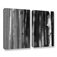 ArtWall A Way Out Canvas Wall Art 2-piece Set
