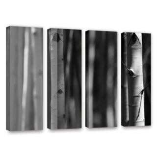ArtWall A Way Out Canvas Wall Art 4-piece Set