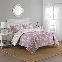 Marble Hill 3 pc Bonita Reversible Comforter Set