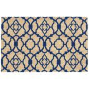 Waverly Greetings Lovely Lattice Coir Doormat