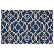 Waverly Greetings Lovely Lattice Coir Doormat