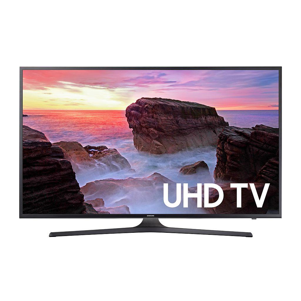 Samsung 55-Inch 4K Ultra HD 120Hz Smart TV (MU6300)