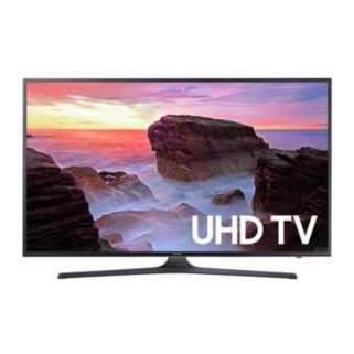 Samsung 55-Inch 4K Ultra HD 120Hz Smart TV (MU6300)