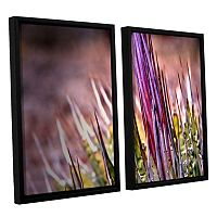 ArtWall Agave Framed Wall Art 2 pc Set