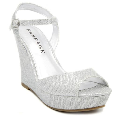 Rampage Crissy Wedges