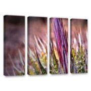 ArtWall Agave Canvas Wall Art 4-piece Set