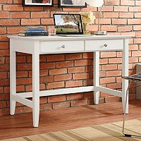 Crosley Furniture Campbell 2-Drawer Desk