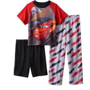 Boys 4-8 Disney/Pixar Cars 3 3-Piece Pajama Set