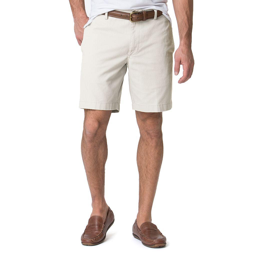 Big & Tall Chaps Stretch Twill Shorts
