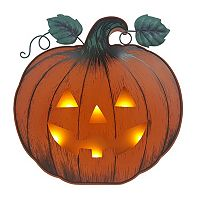 Celebrate Halloween Together Light-Up Jack-o'-Lantern Table Decor