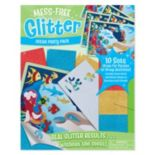 Melissa & Doug Mess-Free Glitter Ocean Party Pack