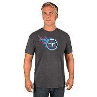 Men's Majestic Tennessee Titans Logo Tech Tee