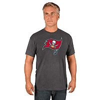 Men's Majestic Tampa Bay Buccaneers Logo Tech Tee