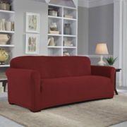 Serta Stretch Grid Sofa Slipcover