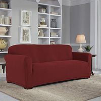Serta Stretch Grid Sofa Slipcover
