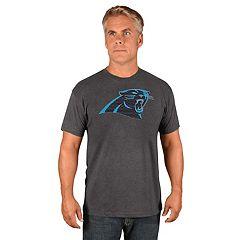 Men's Majestic Carolina Panthers Logo Tech Tee