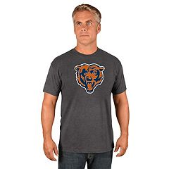 Men's Majestic Chicago Bears Logo Tech Tee