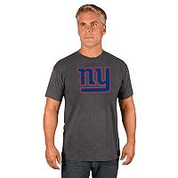 Men's Majestic New York Giants Logo Tech Tee