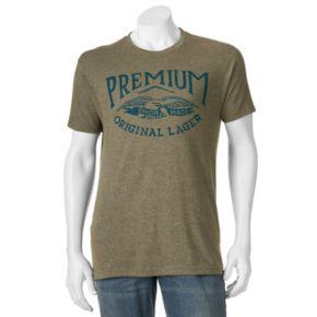"""Men's SONOMA Goods for Life? """"Premium Original Lager"""" Tee"""