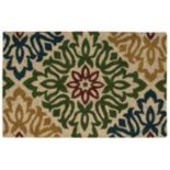 Waverly Greetings Sweet Things Floral Coir Doormat