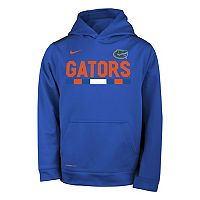 Boys 8-20 Nike Florida Gators Therma-FIT Hoodie