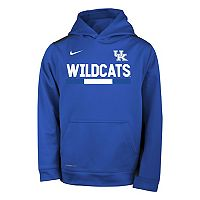Boys 8-20 Nike Kentucky Wildcats Therma-FIT Hoodie