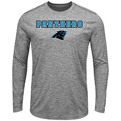 Men's Majestic Carolina Panthers Fierce Intensity Tee